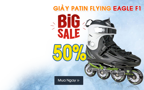 GIÀY TRƯỢT PATIN FLYING EAGLE F3 WASPS